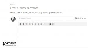 Como crear un blog en wordpress.com 12