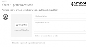 Como crear un blog en wordpress.com 14