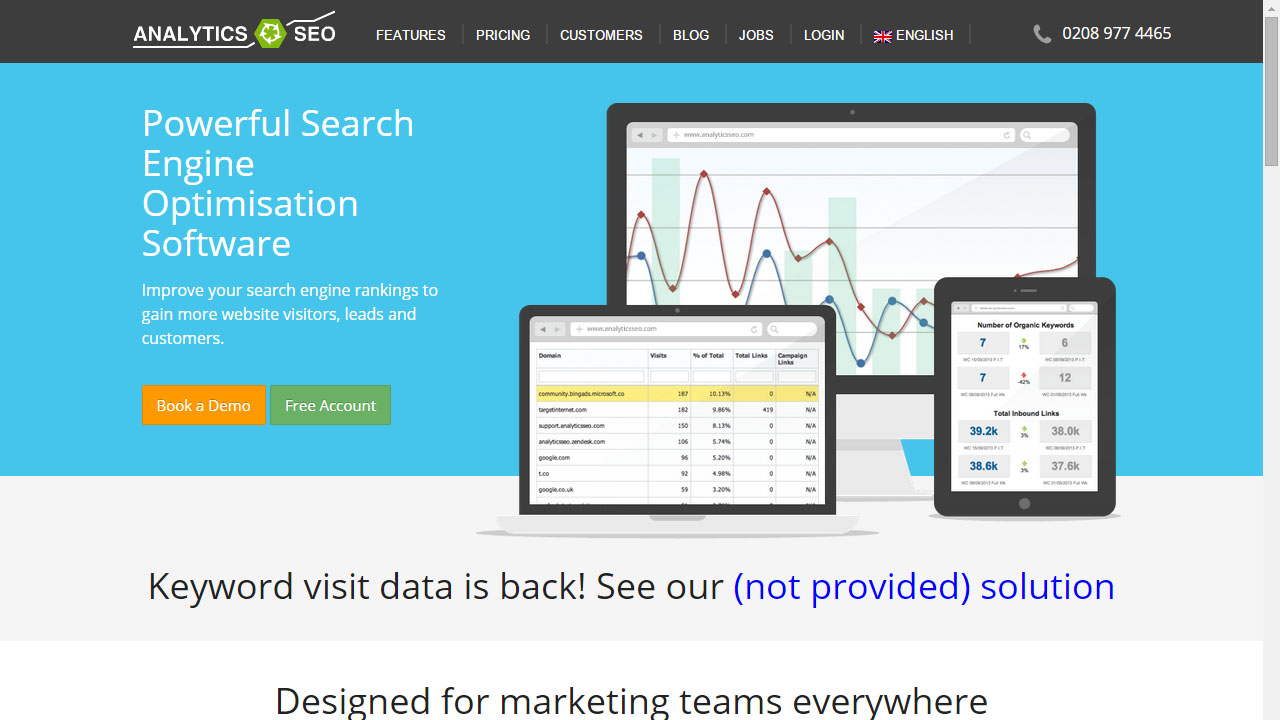 Analytics Seo