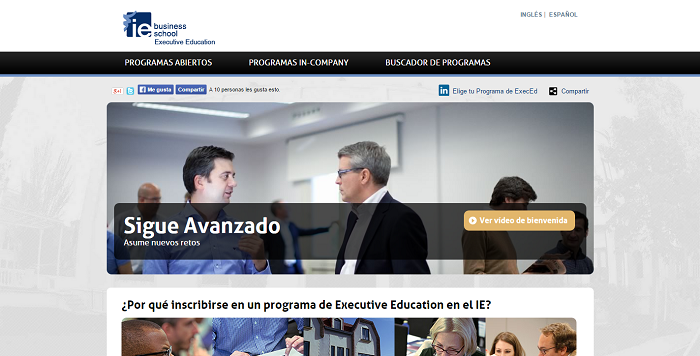 IE Executive Education