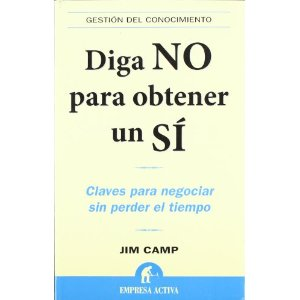 Aprendiendo a negociar diciendo no según Jimp Camp