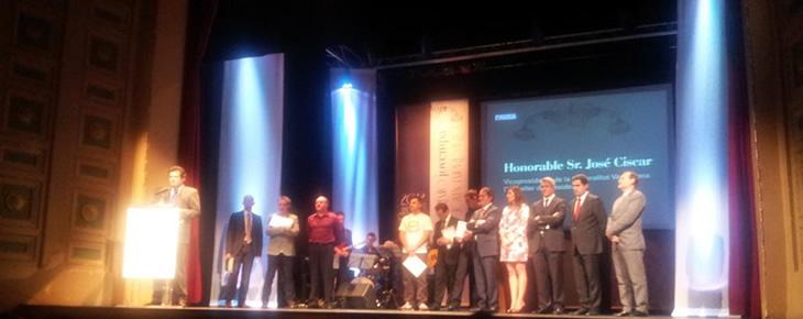 Que aprendí de la gala Premio Joven empresario Jovempa 2012