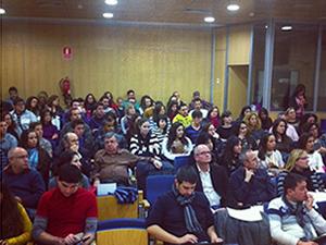 Presentación de plan marketing online para emprendedores en Iniciador Alicante Invat.tur