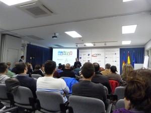 Experiencia de emprender en Internet, presentación en Iniciador Valencia