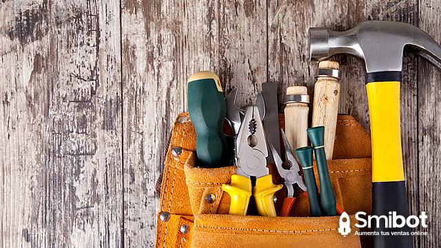 Buscar palabras clave ¿Que herramientas recomendadas hay?