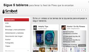 Como crear un perfil en Pinterest 10