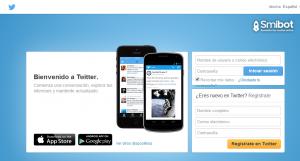 Como crear un perfil en Twitter 1