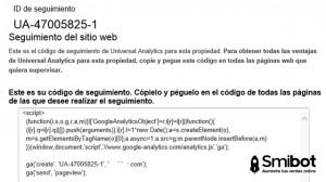 Como configurar Google Analytics en una tienda online