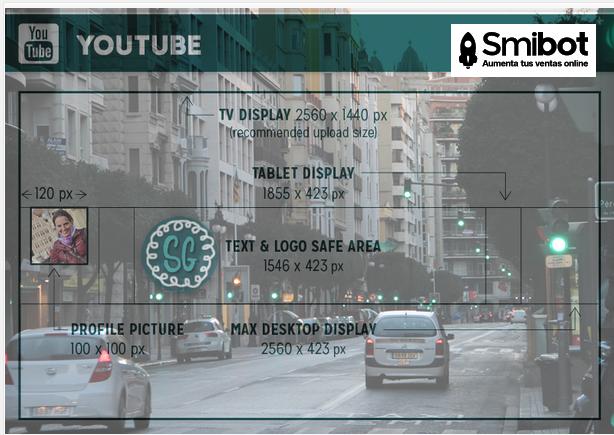 Cómo personalizar el canal de YouTube 8