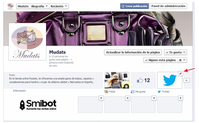 Cómo puedo personalizar mi página de Facebook 10