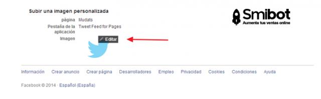 Cómo puedo personalizar mi página de Facebook 13