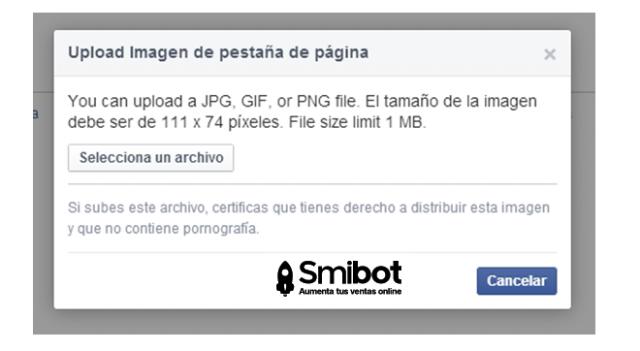 Cómo puedo personalizar mi página de Facebook 14