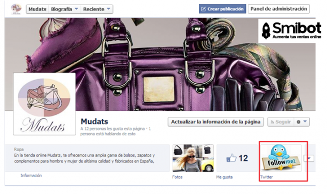 Cómo puedo personalizar mi página de Facebook 16