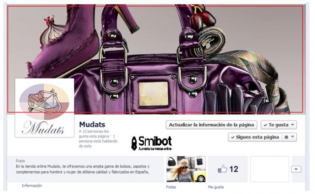 Cómo puedo personalizar mi página de Facebook 2