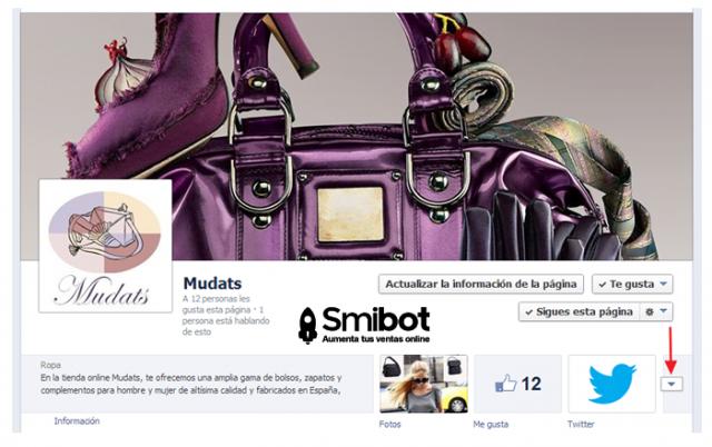 Cómo puedo personalizar mi página de Facebook 9