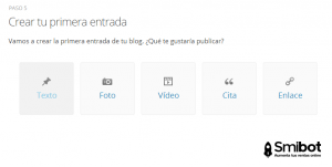 Como crear un blog en wordpress.com 11