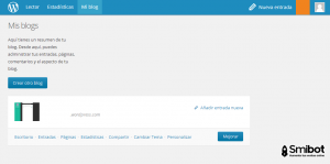 Como crear un blog en wordpress.com 15