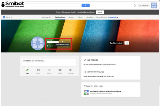Como crear un perfil de empresa en Google Plus 12