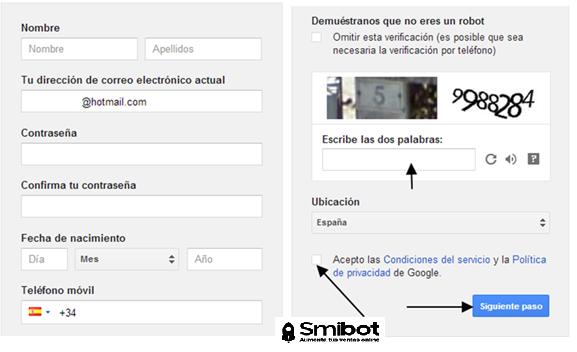 Como crear un perfil de empresa en Google Plus 2