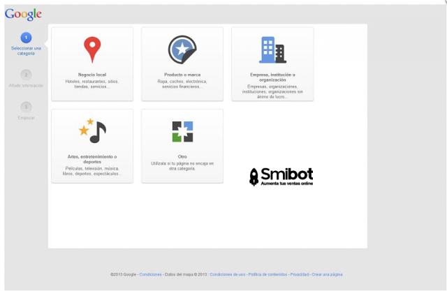 Como crear un perfil de empresa en Google Plus 8