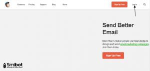 Como hacer email marketing gratis con MailChimp 1