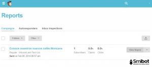 Como hacer email marketing gratis con MailChimp 11