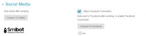 Como hacer email marketing gratis con MailChimp 5