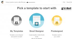 Como hacer email marketing gratis con MailChimp 7
