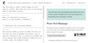 Como hacer email marketing gratis con MailChimp 8