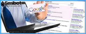 Como utilizan las empresas google adwords: Ejemplo campaña adwords