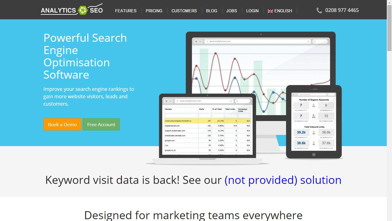 Como optimizar el posicionamiento con Analytics SEO