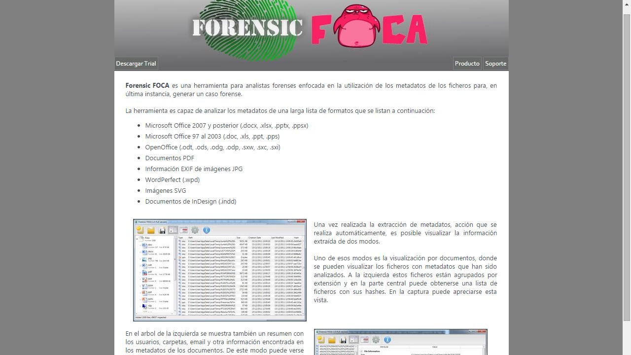 ForensicFOCA