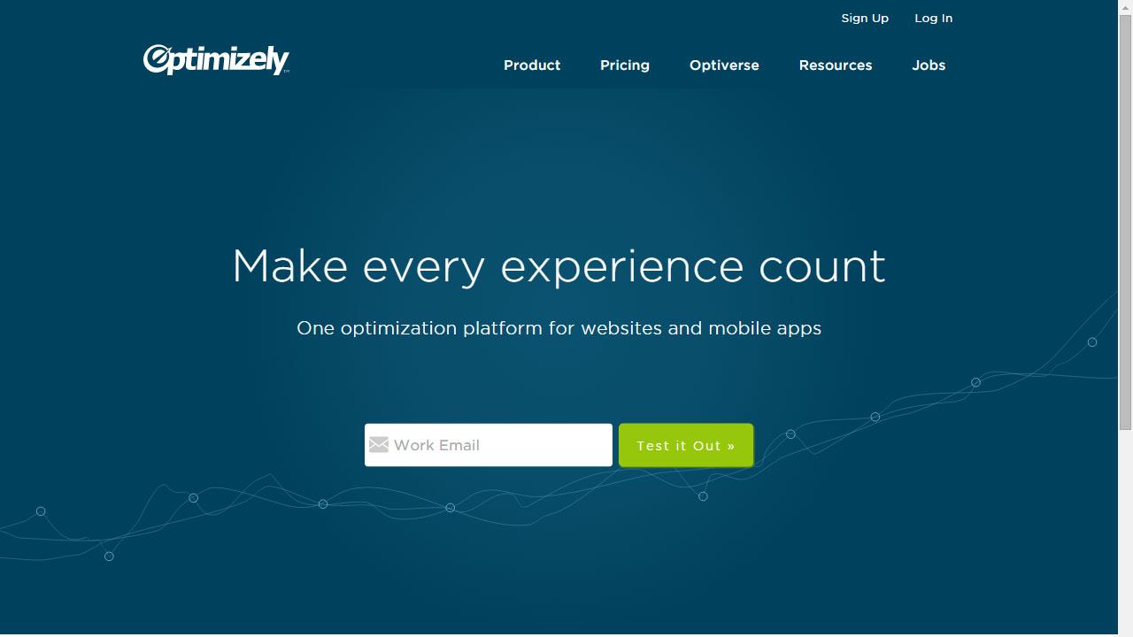 Como optimizar tu web con Optimizely