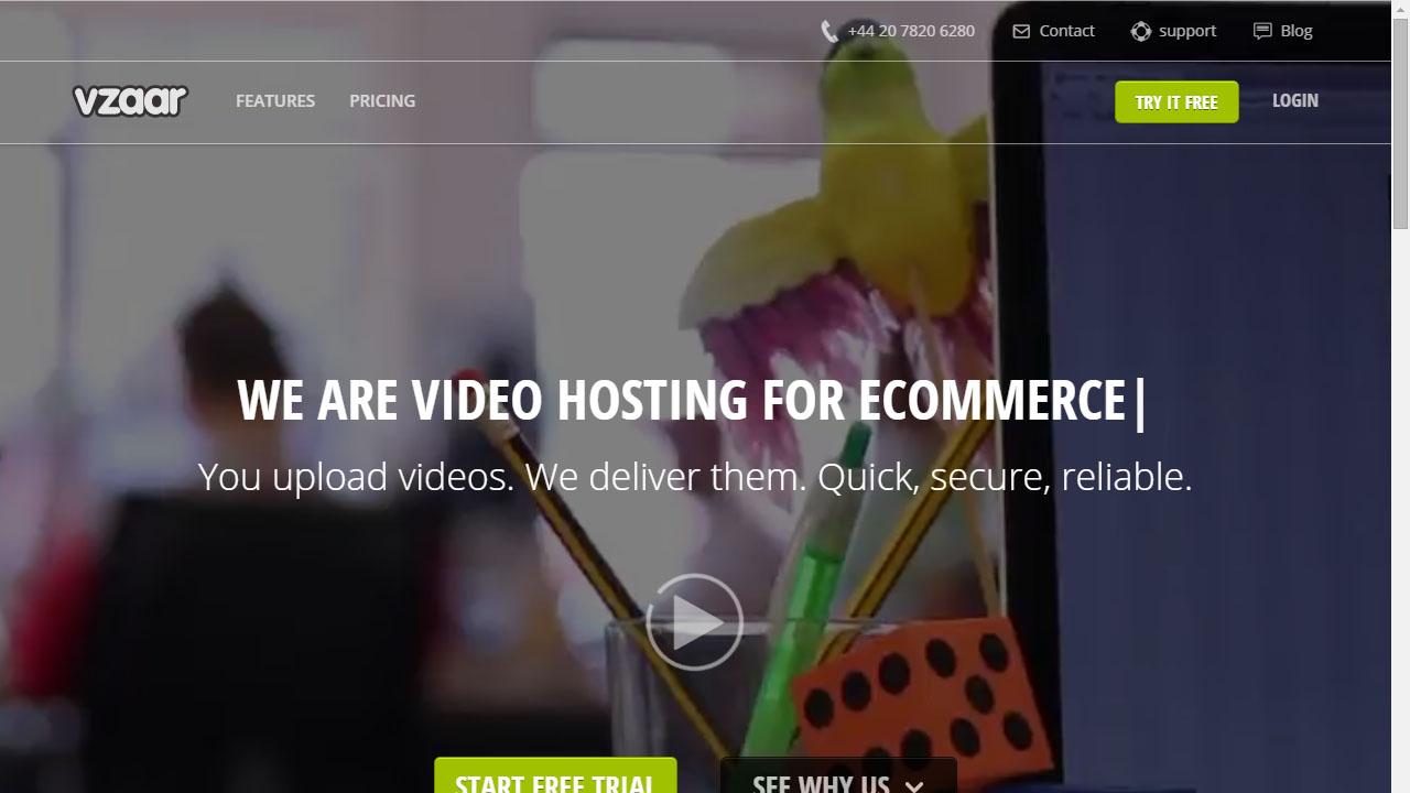 Como alojar videos para los listados de ofertas con Vzaar