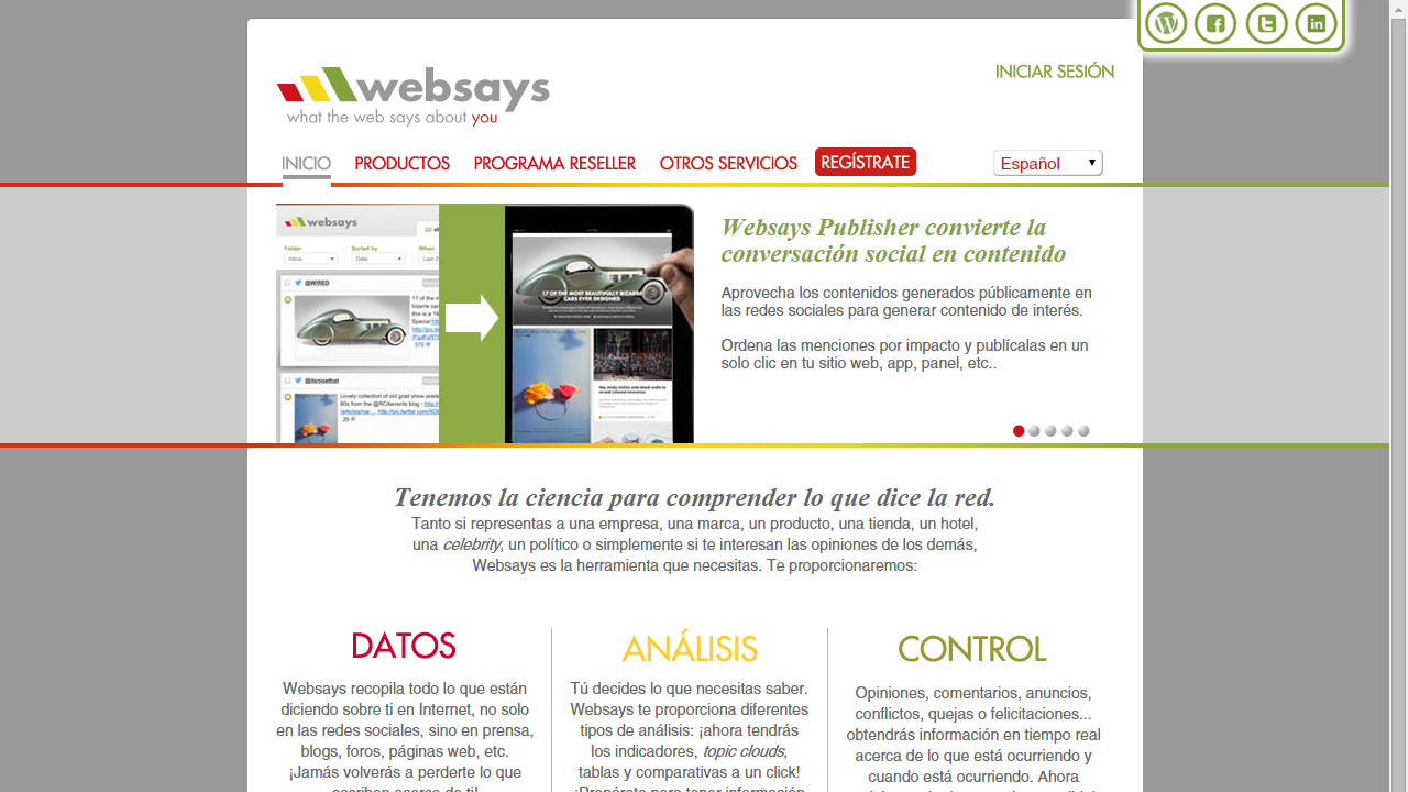 Websays