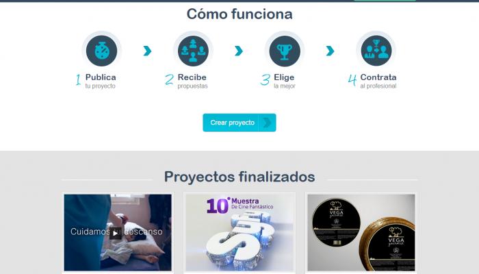 Consigue el profesional que necesitas para tu proyecto en Adtriboo.com