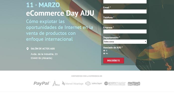 Cómo explotar las oportunidades de Internet en la venta de productos con enfoque internacional – Ecommerce Day Aiju