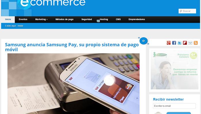 Mantente informado de todo lo relacionado con el ecommerce con actualidadecommerce.com