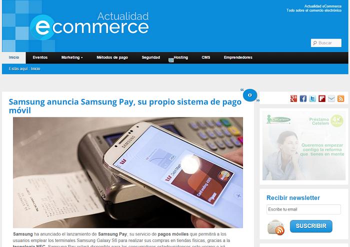 Actualidad eCommerce