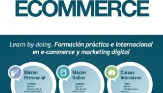 Formación práctica e internacional en e-commerce y marketing digital de ecommaster.es