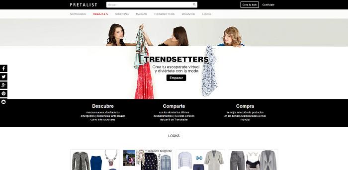 Pretalist  Descubre lo mejor en moda