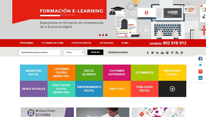 El ICEMD prepara la nueva convocatoria de los Programas Master