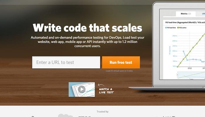 Load Impact, una herramienta para evitar las caídas del servidor de tu tienda online