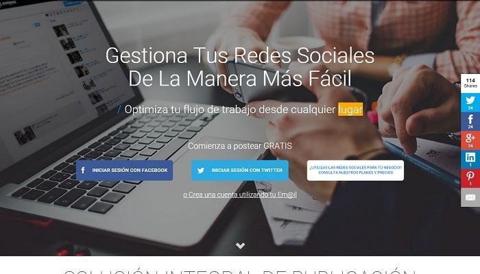 Everypost, una app argentina para publicar en redes sociales