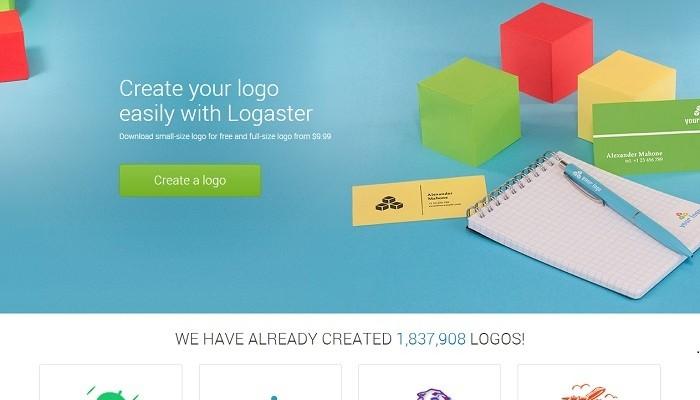 Logaster, una manera sencilla y barata de crear el logo de tu negocio