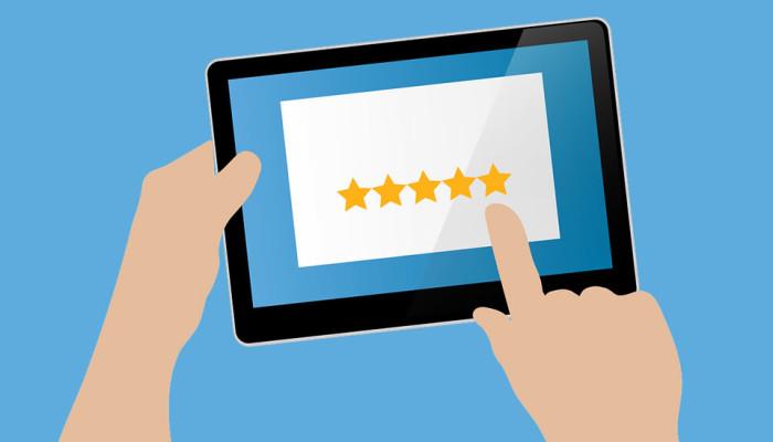 Las opiniones de clientes aumentan tu volumen de ventas